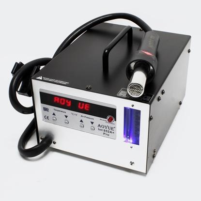 AOYUE Int852A+ digitalna SMD spajkalna postaja na vroč zrak