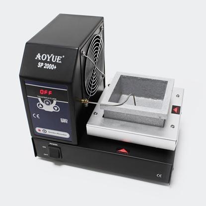 AOYUE SP-2000 keramična spajkalna kad za svinčeno in brezsvinčeno spajkanje
