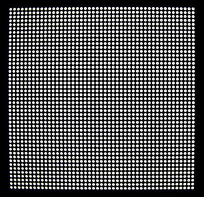 Aoyue univerzalna Reballing BGA šablona 0.50 mm