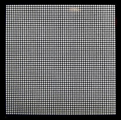 Aoyue univerzalna Reballing BGA šablona 0.60 mm