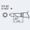 Aoyue WQ/LF-2-4C spajkalna konica  Ø4.0mm - brezsvinčeno spajkanje