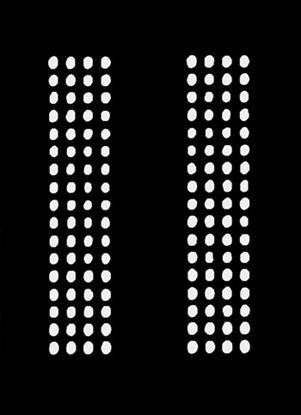 Aoyue XBOX360 CAChE Reballing BGA šablona 0.45mm