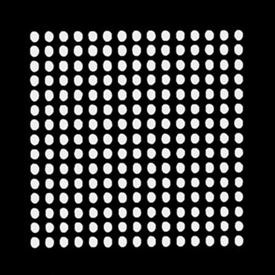 Aoyue XBOX360hANA Reballing BGA šablona 0.60 mm