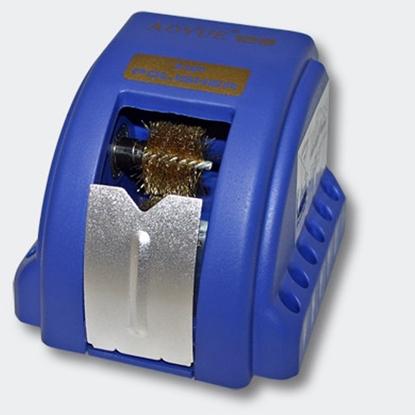 AOYUE 128 električni čistilec in polirna naprava za spajkalne konice