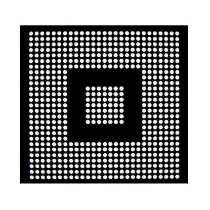 Aoyue 82801FBM Reballing šablona BGA 0,60mm