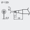 Aoyue WQ/LF-12D Spajkalna konica Ø1.2mm x 0.5mm - brezsvinčeno spajkanje
