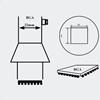 Picture of Aoyue Int968 SMD kombinirana spajkalna postaja spajkalnik / vroči zrak