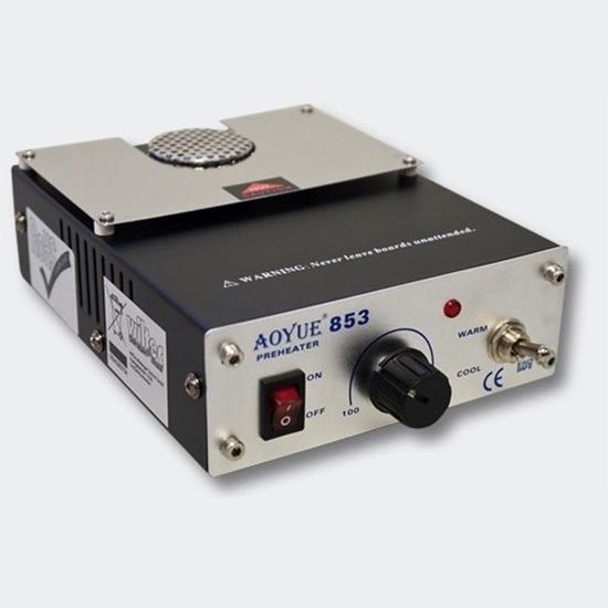 Picture of AOYUE Int853 predgrelnik SMD postaje PCB vezje